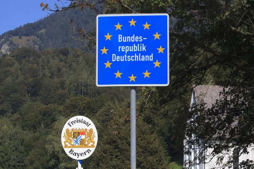 granica njemačka